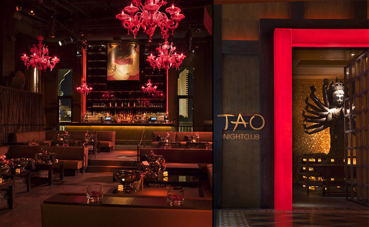 Tao nightclub asian bistro las vegas retail design blog for Asian cuisine las vegas