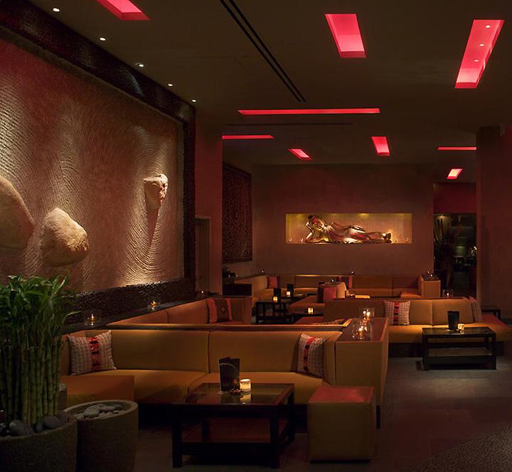 TAO Nightclub Amp Asian Bistro Las Vegas Retail Design Blog