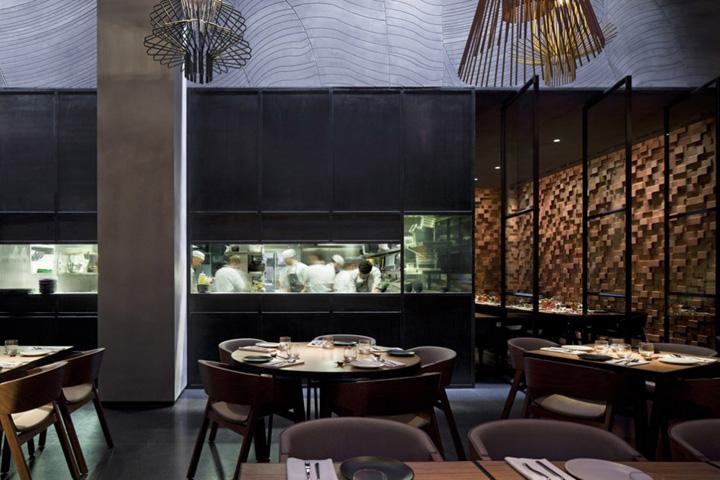 TLV restaurant Pitsou Kedem Architects Tel Aviv 03 Taizu restaurant by Pitsou Kedem Architects, Tel Aviv