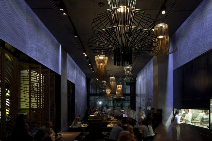 TLV restaurant Pitsou Kedem Architects Tel Aviv 05 Taizu restaurant by Pitsou Kedem Architects, Tel Aviv
