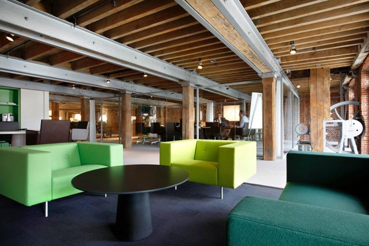 Univar Europe office by Dirk van Berkel Antwerp 03 Univar Europe office by Dirk van Berkel, Antwerp