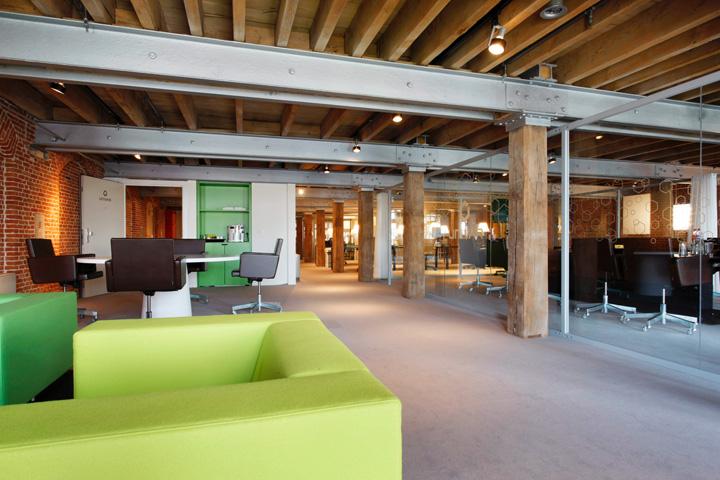 Univar Europe office by Dirk van Berkel Antwerp 04 Univar Europe office by Dirk van Berkel, Antwerp