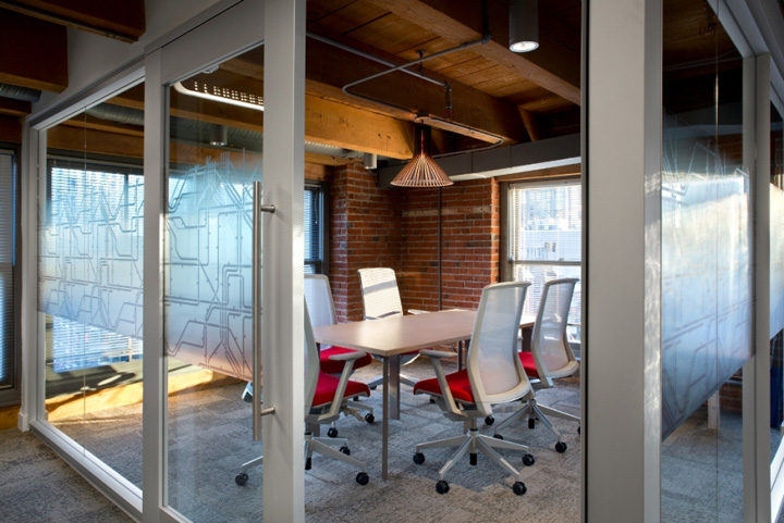 187 Architecture Firm Offices Urban Systems Office By