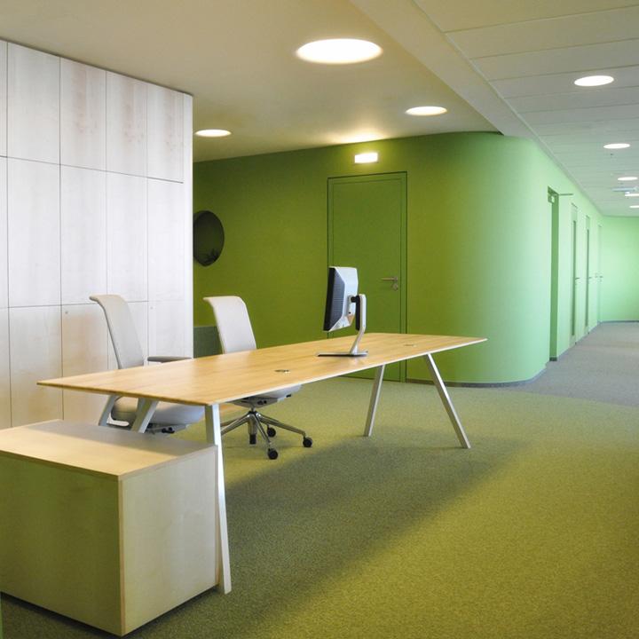 » Zatopek Consulting Office By Stefan Sulek, Bratislava