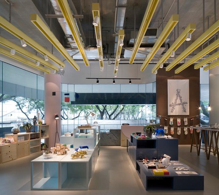 Fashion Design Interior Design Singapore: » A Curious Teepee Lifestyle Store & Café By Takenouchi