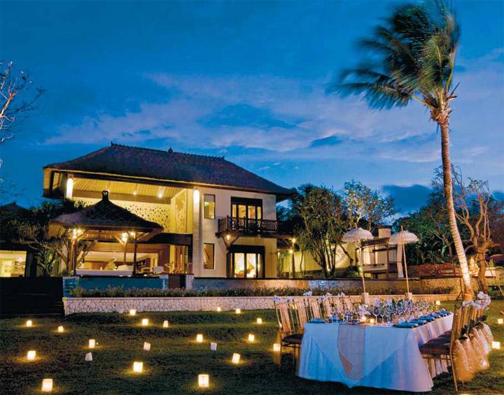 Lighting trends 2017 - Waterfront Resort Hotels Ayana Resort And Spa Bali
