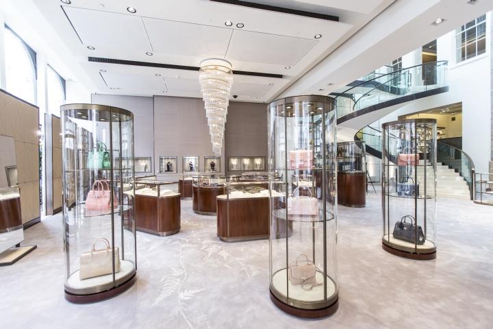 Asprey Flagship Store By Gpstudio London 187 Retail Design Blog