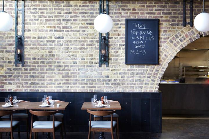 Beagle restaurant Fabled Studio C O Workshop London 02 Beagle restaurant by Fabled Studio & C O Workshop, London