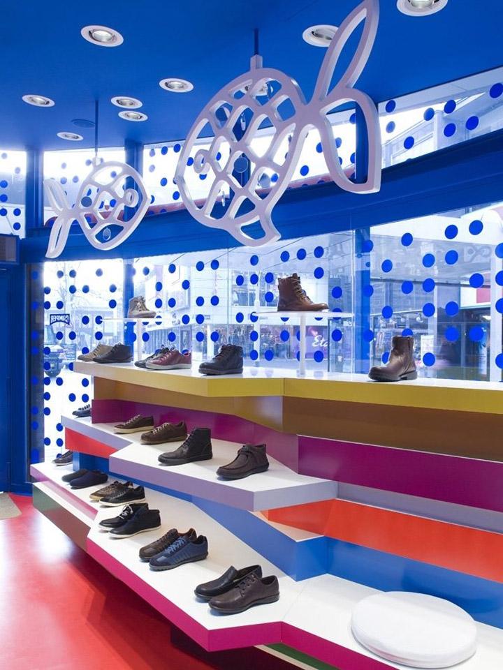 Rotterdam Mall Shoe Store