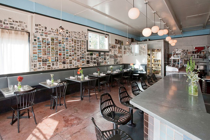 Citizens band restaurant by geremia san francisco