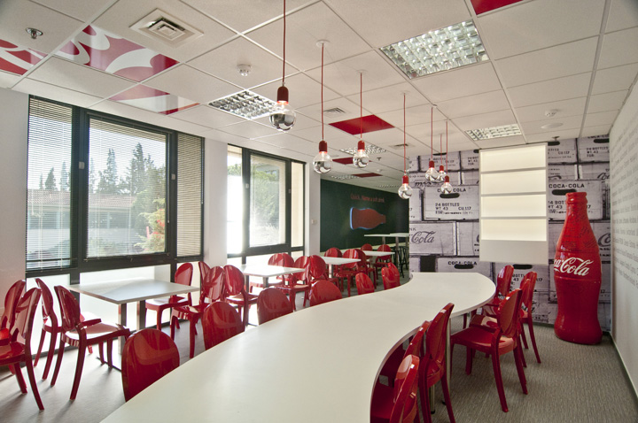 187 Coca Cola Hellenic Headquarters By Stirixis Group Athens
