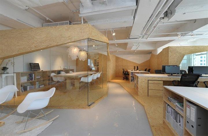Comodos office Hong Kong  Retail Design Blog