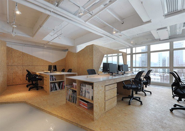 Cool Office Space Designs lovely cool office space designs - home design #439