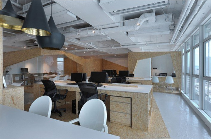 Office space retail design blog for Nice office design