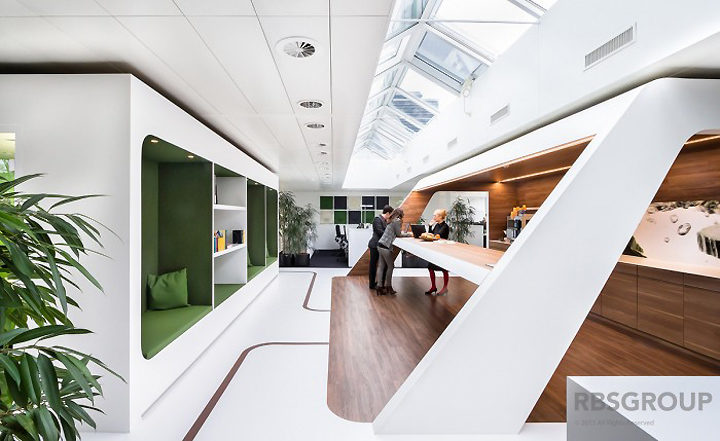 pennyblack_» Compass Group office by RBSgroup, Genf – Switzerland