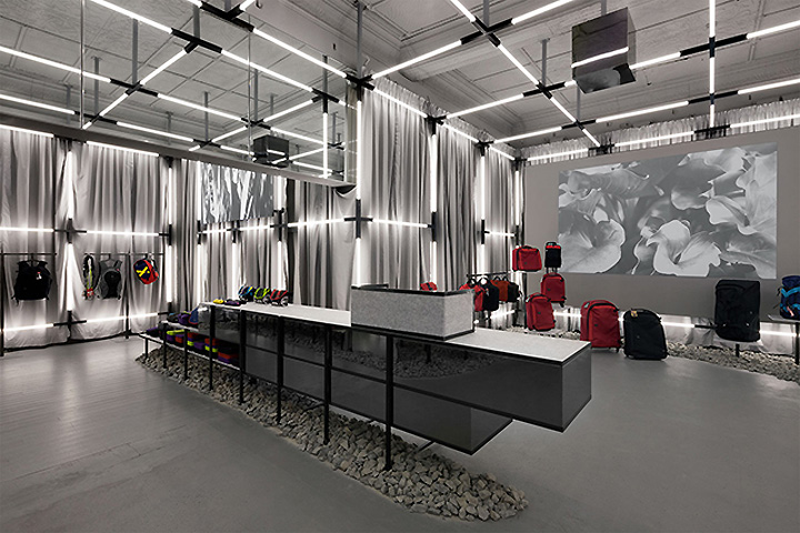 Crumpler Store By Ryan Russell Melbourne Retail Design Blog