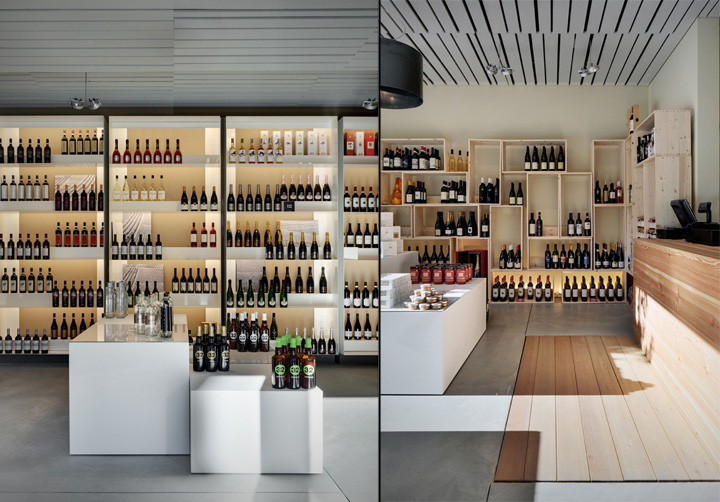 Wine store design design decoration for Wine shop decoration
