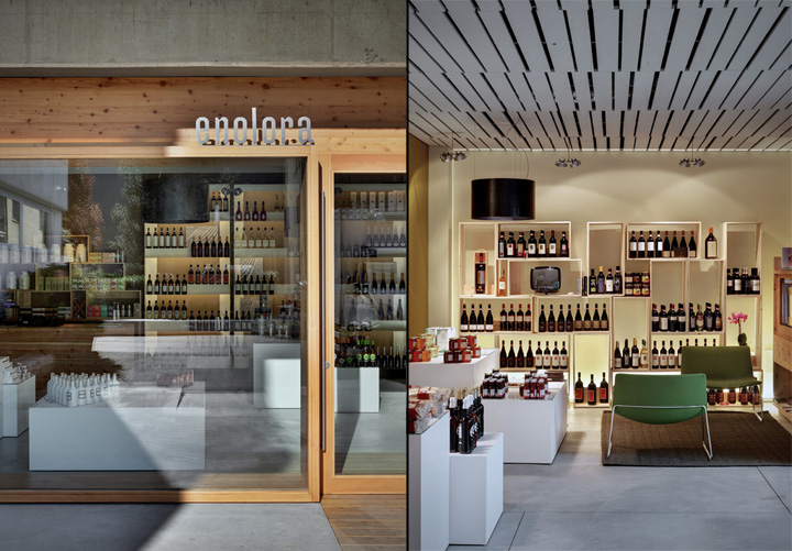 Enolora Wine Shop By Act Romegialli Chiuro Italy