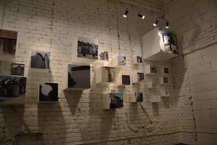 Exhibition installation by Trafik Kör, Budapest – Hungary » Retail ...