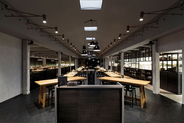 187 Farang Restaurant By Futudesign Stockholm
