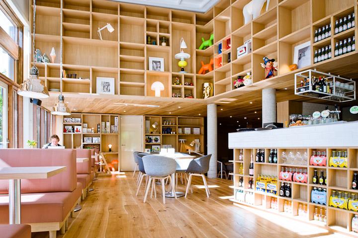 » Flinders Café By Como Park, Amsterdam