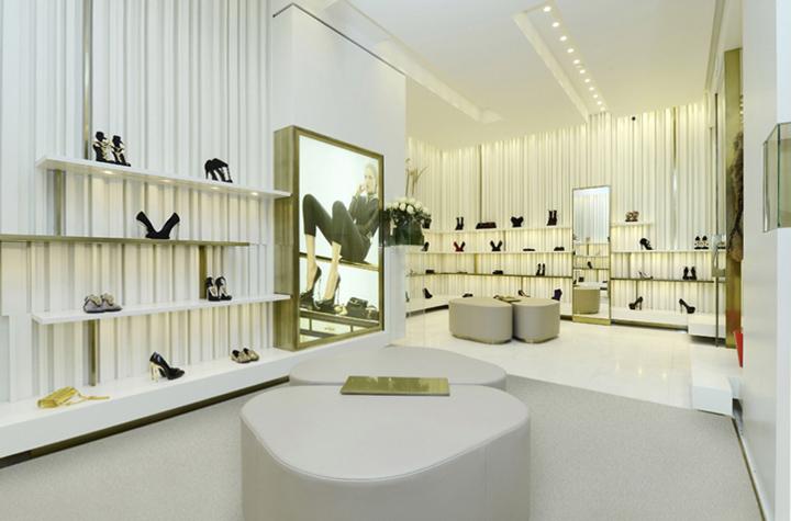 Giuseppe Zanotti Design boutique by