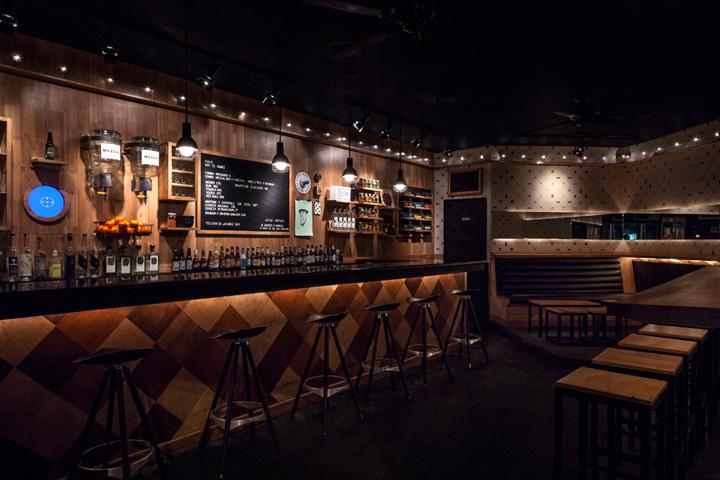 Gomez bar by savvy studio garza garcía mexico retail