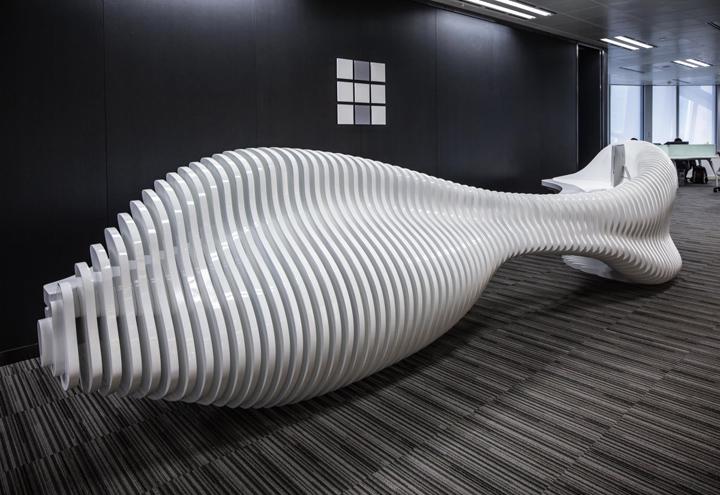187 Hwcd S Sculptural Office Furniture