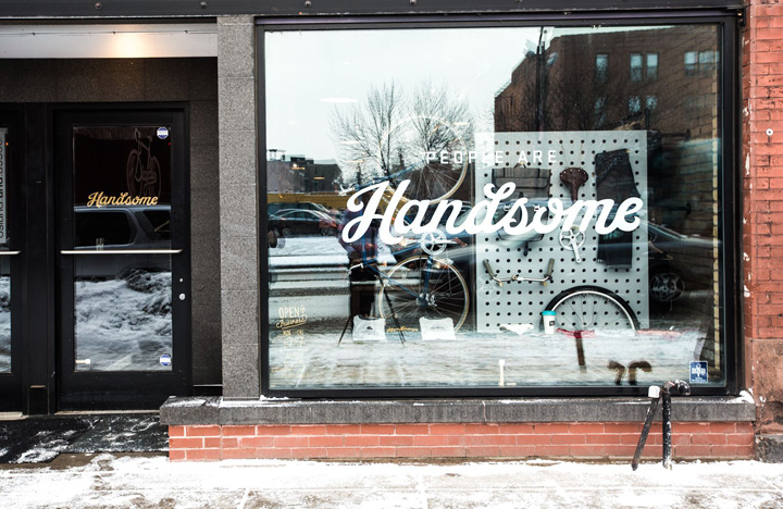 187 Handsome Cycle Store By Knock Minneapolis