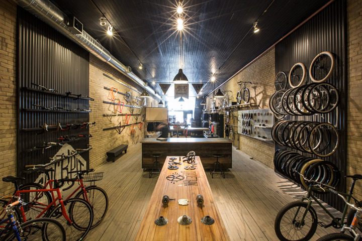 Bike Stores to the bike customization
