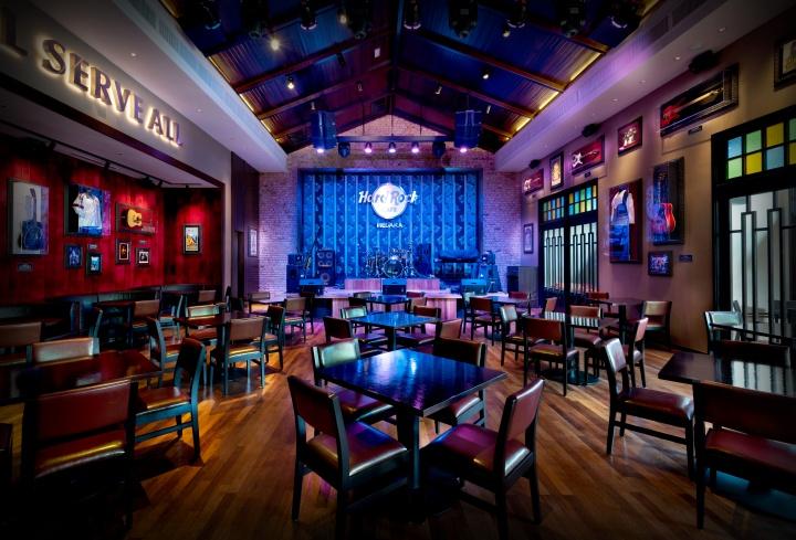 Hard Rock Cafe By Blu Water Studio Melaka Malaysia