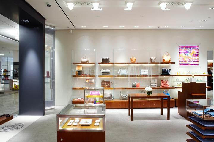 Herms Shop in shop At Nordiska Kompaniet By RDAI