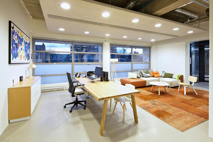 Huis van portaal head office by concern utrecht for Interior design resources