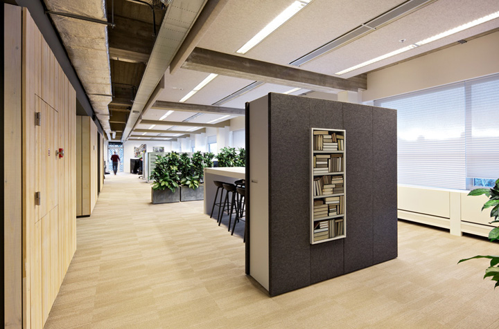 Open space retail design blog for Personal office design
