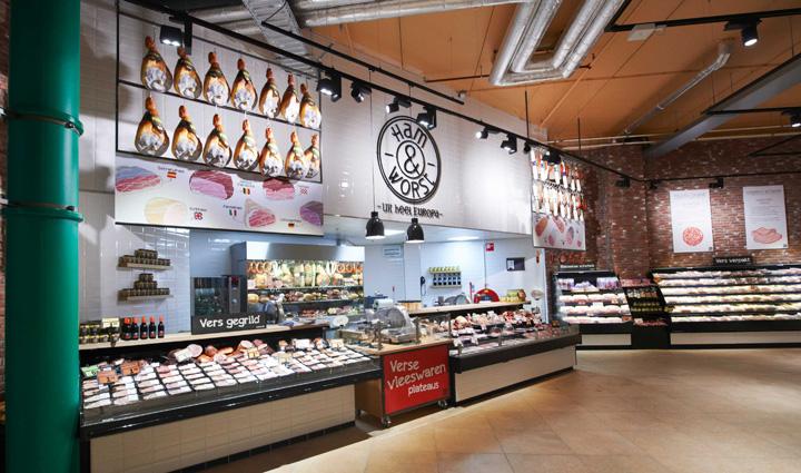 Jumbo Supermarket Flagship By Vbat Breda Netherlands