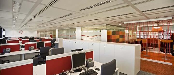187 Kellogg S Headquarters By 3g Office Madrid