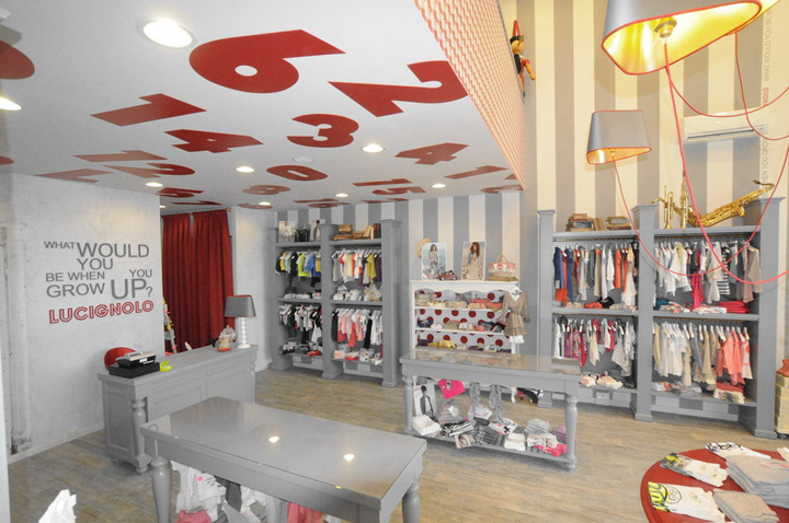 Calcinaia Italy  city pictures gallery : ... store by Studio Zerozero, Calcinaia – Italy » Retail Design Blog