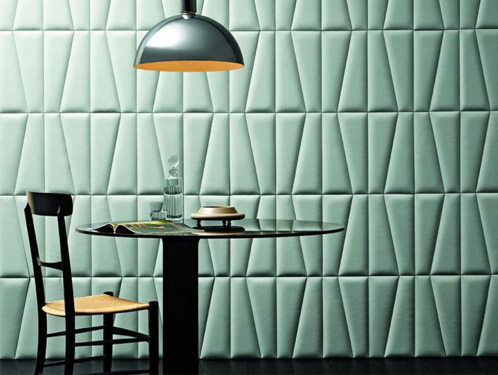 Leather Wall Tiles By Studioart