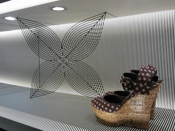 187 Louis Vuitton Spiderweb Windows Jakarta