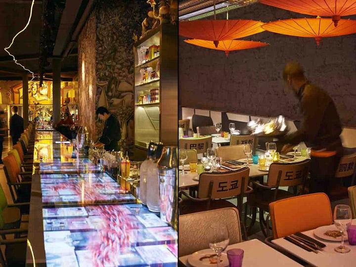 187 Miss Kō Restaurant By Philippe Starck Paris