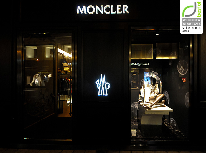 » Moncler windows 2013, Vienna