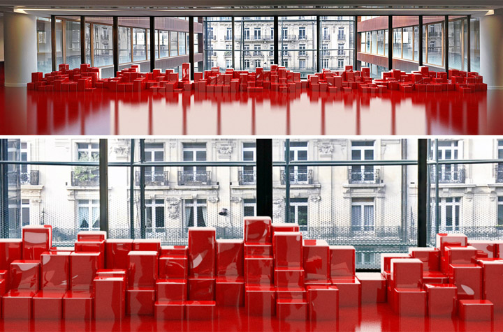 OGILVY MATHER office by Stephane Malka Architecture Paris