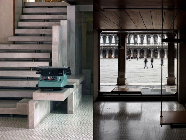 Olivetti showroom by carlo scarpa venice 07