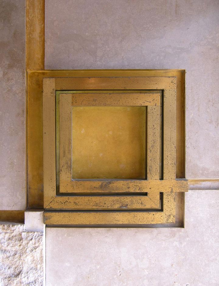 Olivetti showroom by carlo scarpa venice retail design blog - Carlo scarpa architecture and design ...
