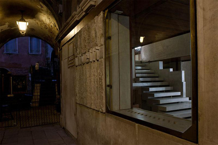 187 Olivetti Showroom By Carlo Scarpa Venice
