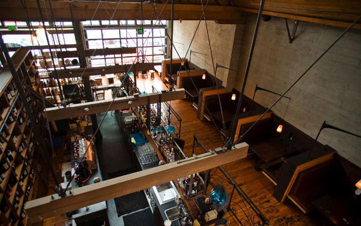 187 Osteria La Spiga Restaurant By Graham Baba Architects