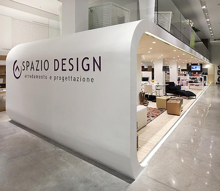Spazio Design showroom by Zero Architetti, Milano » Retail Design Blog