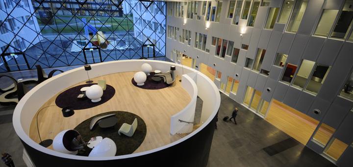187 Statoil Headquarters By A Lab Fornebu Norway
