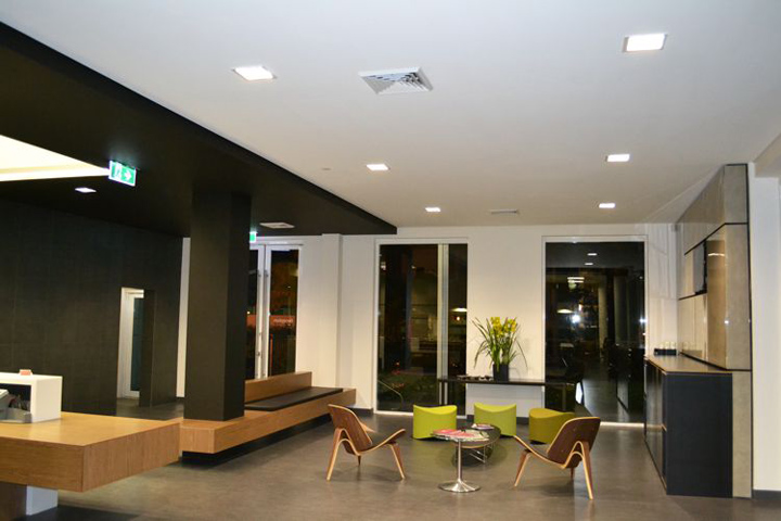 Thompson Adsett Architects Head Office By 1Corp Projects Brisbane Australi