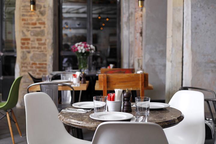 Unter restaurant cafe Istanbul 04 Unter restaurant & café, Istanbul